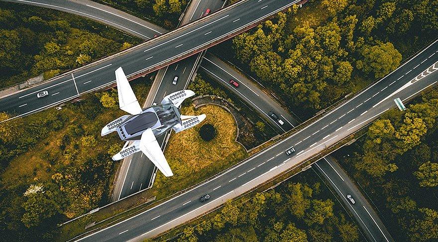 Ruslar 3D yazıcıdan uçan otomobil üretecek