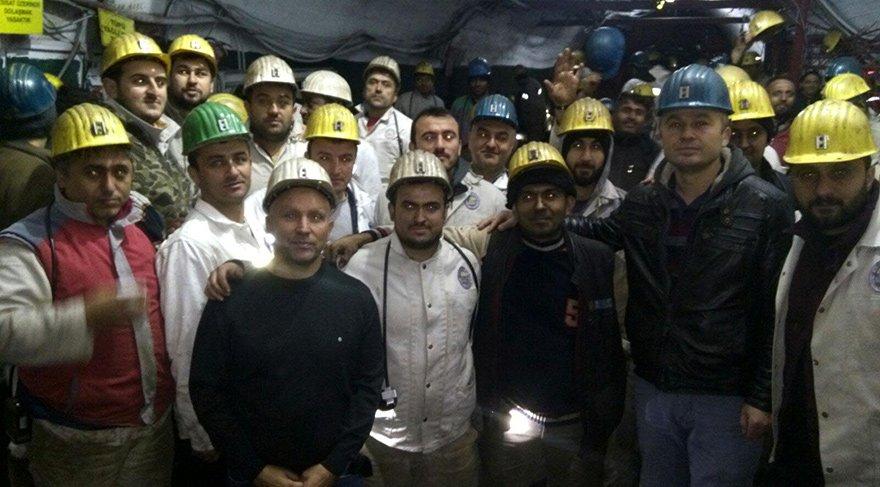 Zonguldak'ta 2 bin işçi kendini madene kilitledi! Yerin metrelerce altındalar...