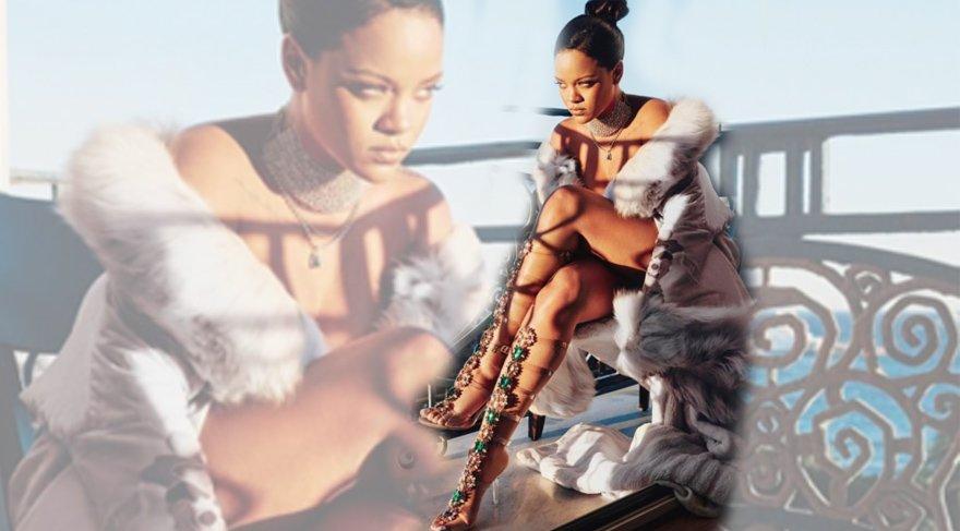 Rihanna Hasan Cemal ile evlilik hazırlıkları yapıyor