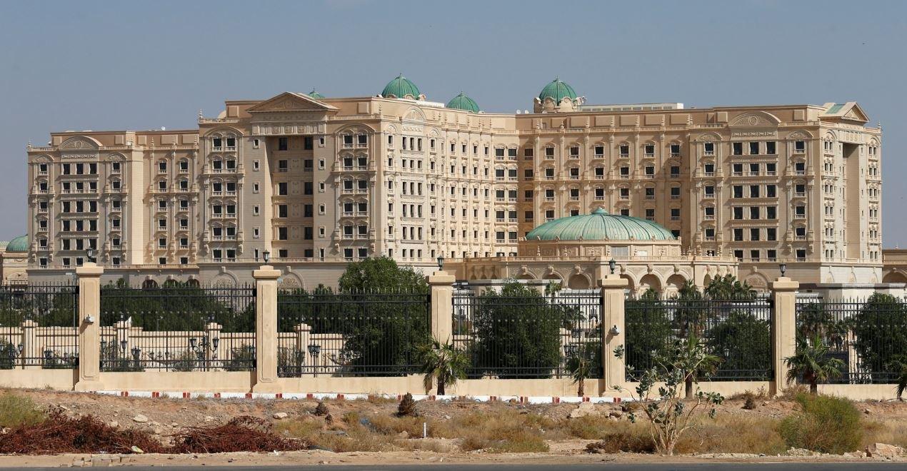 Suudi prenslere 5 yıldızlı gözaltı