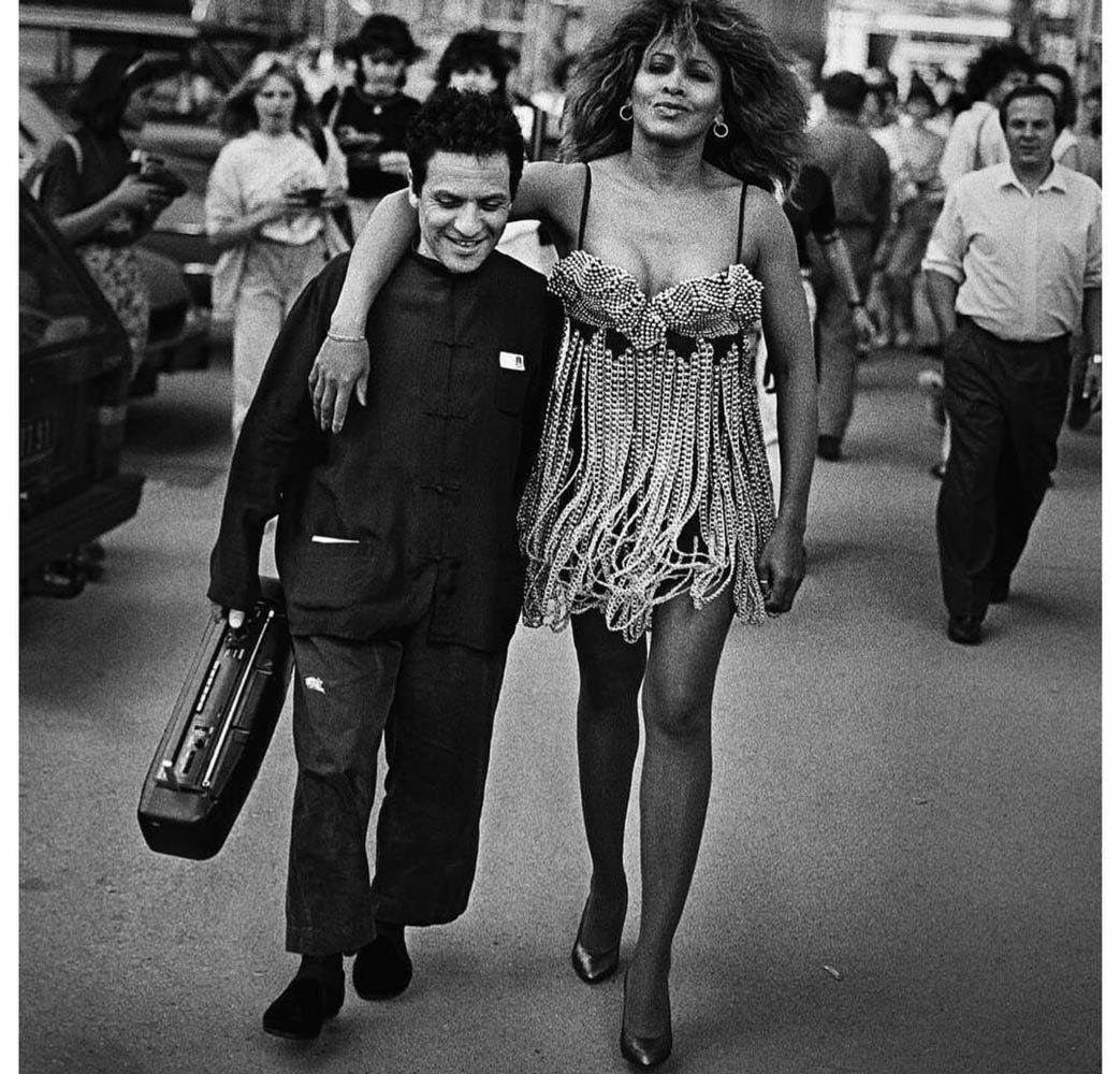 Azzedine Alaia Tina Turner
