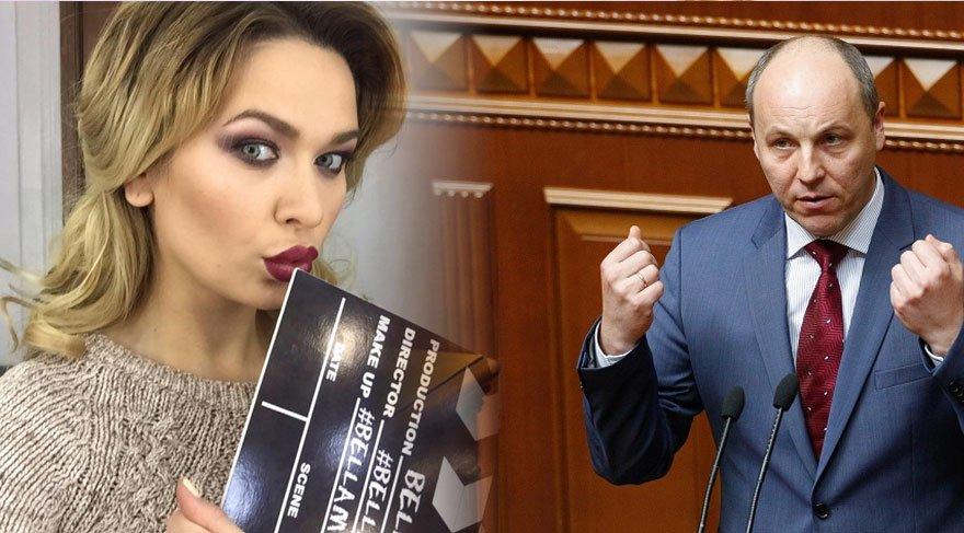 Ukraynalı gazeteciden herkesi şaşkına çeviren istek