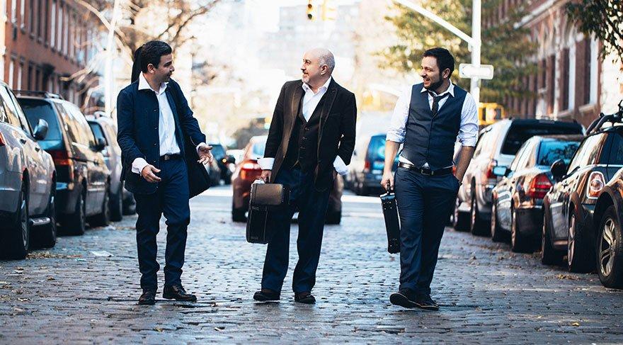 The Secret Trio, İstanbullu dinleyicileriyle buluşmaya hazırlanıyor