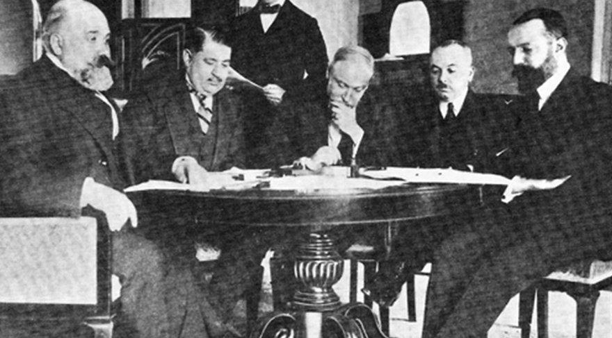 Sevr Antlaşması kimlerle imzalandı? Maddeleri nelerdir? - Güncel ...