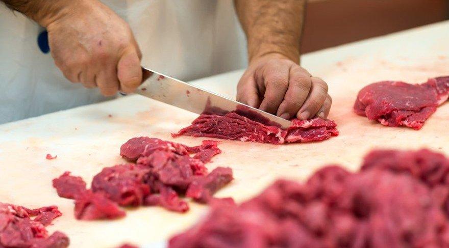 Et üretimi 2016'nın aynı dönemine göre 23,6 azaldı