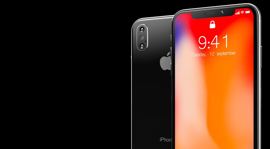 Apple hisseleri iPhone X ile uçtu
