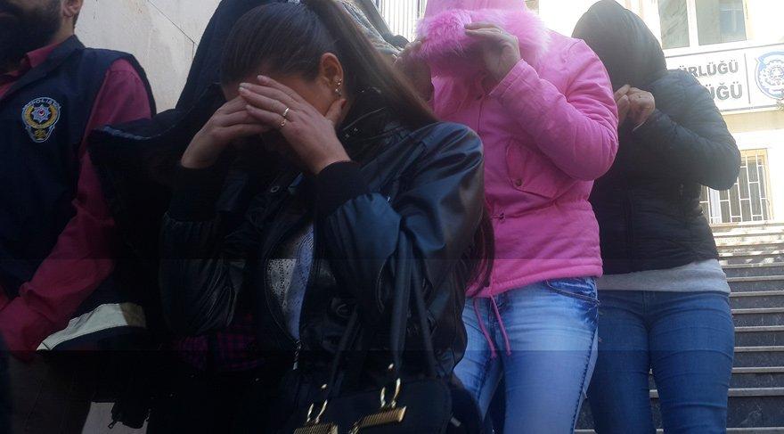 Silivri'de fuhuş operasyonu: Hepsi AİDS'li çıktı