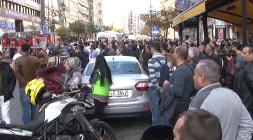 İstanbul'dan son dakika haberi… Şişli'yi felç eden intihar girişimi
