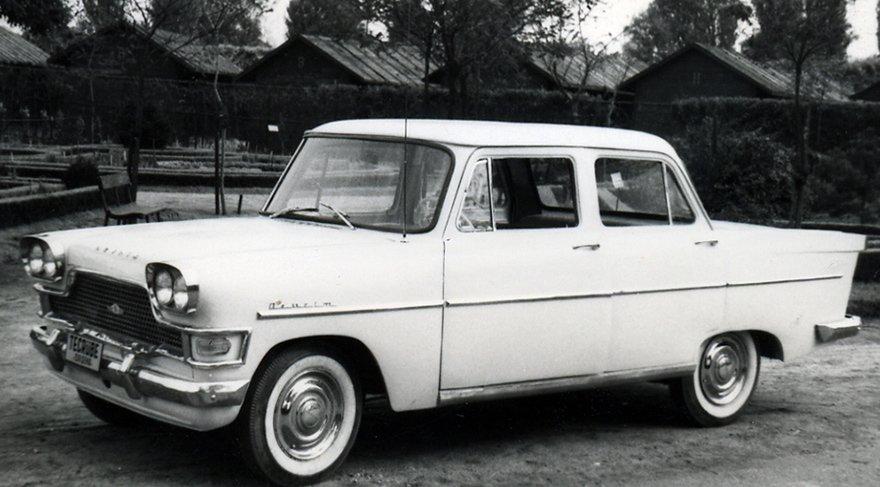 Türkiye'nin ilk yerli otomobili! Devrim'in hikayesi
