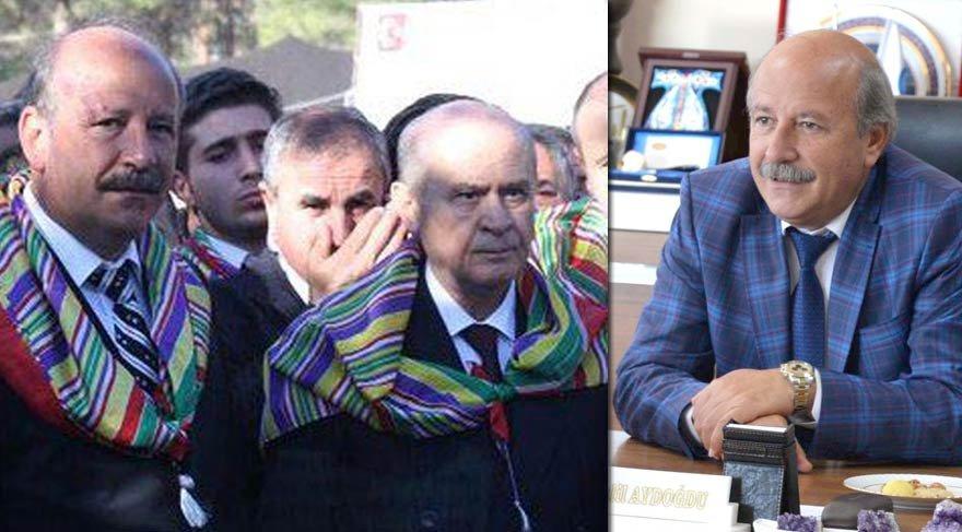 Söğüt Belediye Başkanı Aydoğdu, MHP'den istifa etti