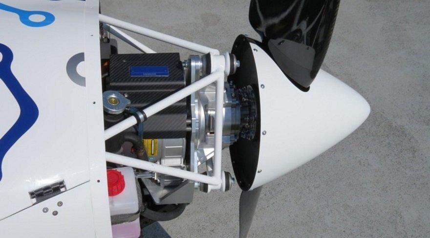 Elektrikli arabalar eskidi... İşte elektrikli uçak!