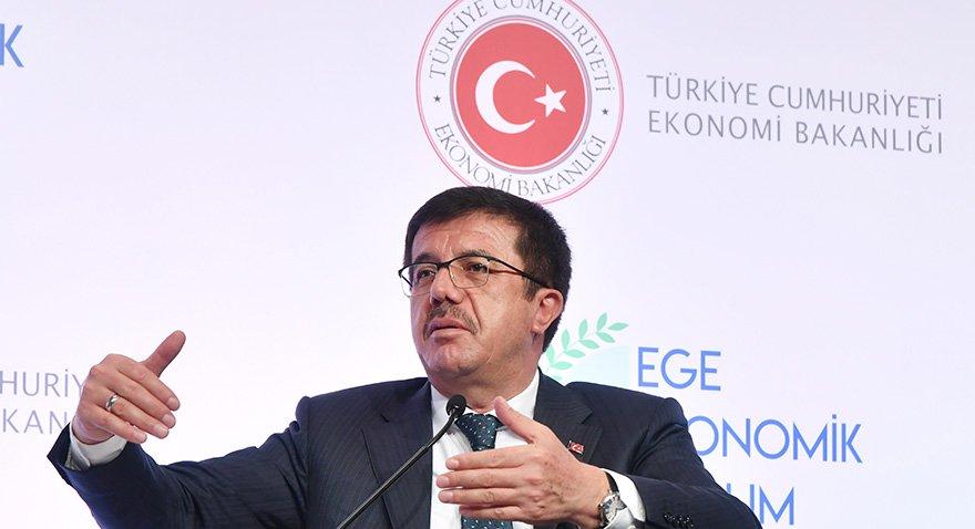 Nihat Zeybekci'den 'spekülatif dolar' açıklamaları