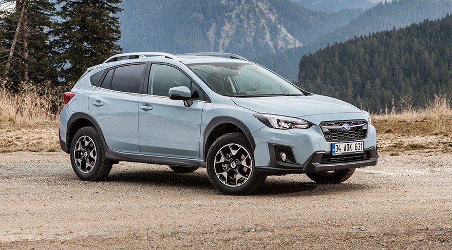 Yeni Subaru, yeni XV