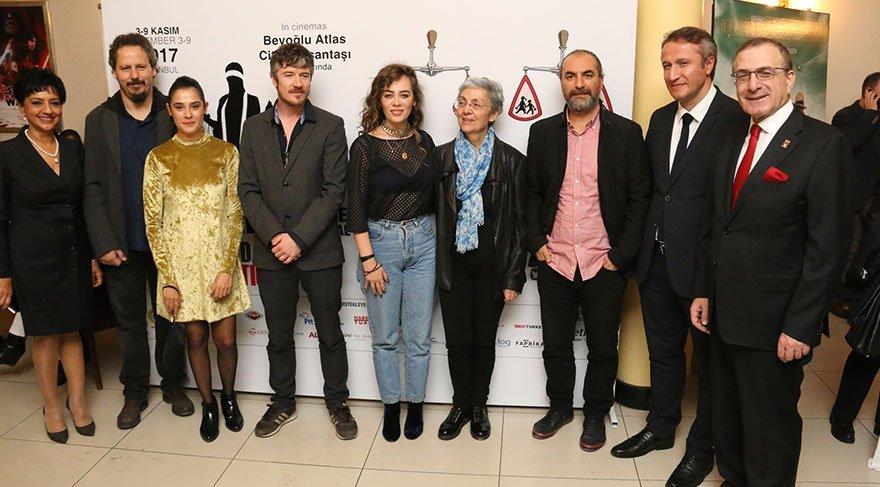 7. Uluslararası Suç ve Ceza Film Festivali'nde ödüller verildi