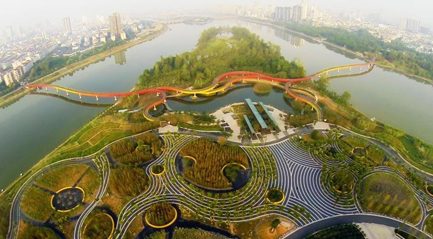 Çin sünger kentler yapacak