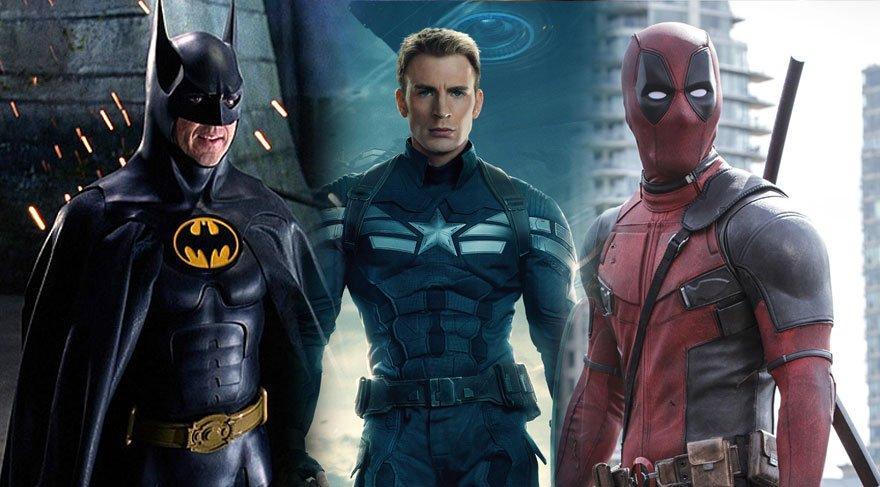 İşte, sinema tarihinin en iyi 5 süperkahraman filmi