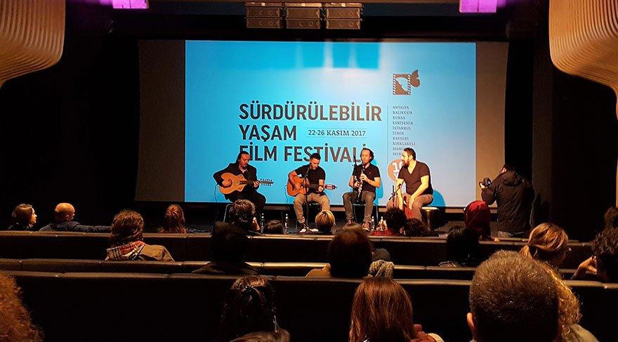 Sürdürülebilir Yaşam Film Festivali 2017 sona erdi