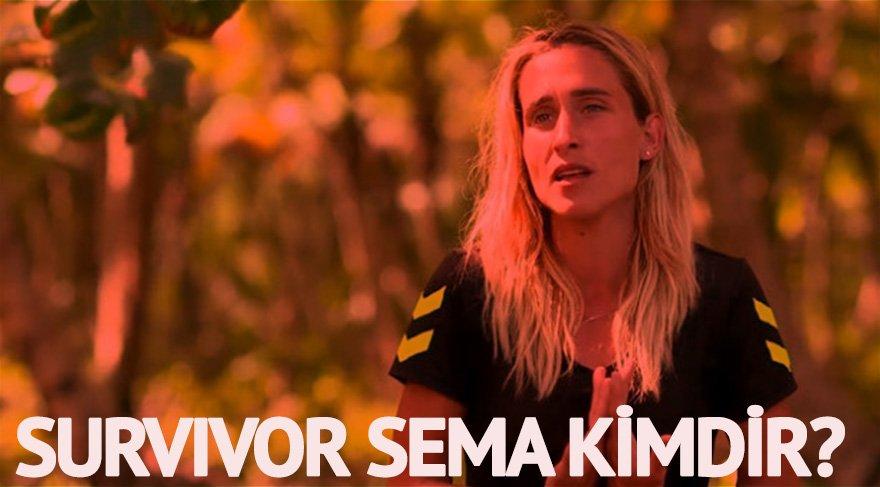 Sema Aydemir kimdir? Survivor 2018 ünlüler takımında başka kimler var?