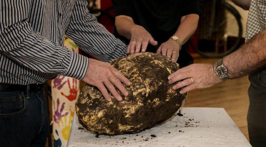 İki bin yıllık bir tereyağını yiyebilir misiniz?