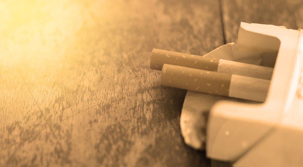 4 kilo kaçak tütüne 45 bin 570 TL ceza kesildi.