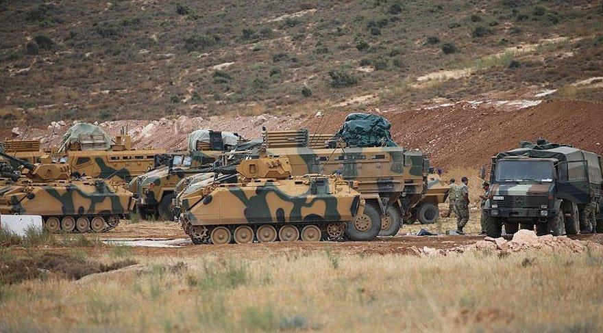 İdlib'de YPG'den Türk askerine saldırı