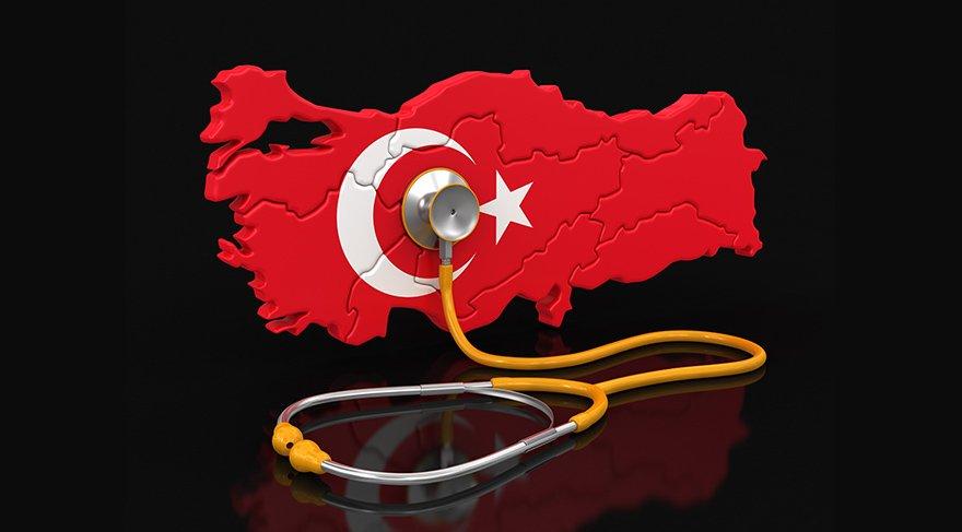 Türkiye'de sağlık harcamaları arttı