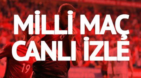 TV8 CANLI İZLE: Romanya Türkiye maçı izle! Milli maç TV8 canlı yayını (ŞİFRESİZ)
