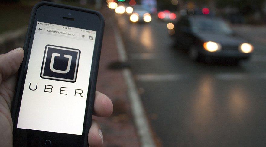 Uber'de şok skandal 57 milyon kullanıcının bilgilerini çaldırdılar