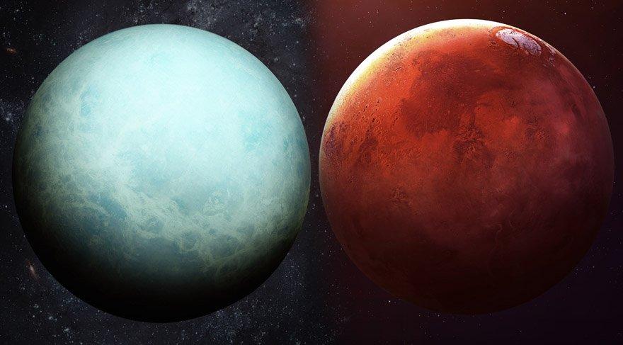 Astrolojide jenerasyon gezegenlerinin özellikle de MARS ile kontak kurduğu zamanlar çok önemlidir. Zira bu dönemlerde hayatın olağan akışını etkileyen durumlar meydana gelir. Hem bireysel hem de toplumsal konularda! Önümüzdeki 10 gün Mars ve Uranüs arasındaki etkileşim gücünü en güçlü şekilde ortaya koyacaktır.