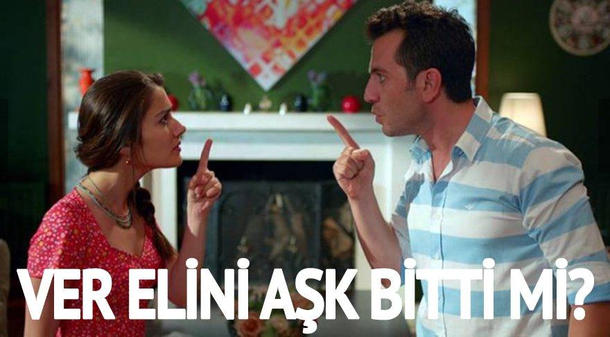 Ver Elini Aşk yeni bölüm ne zaman? Kanal D yayın akışında neden yok? Ver elini aşk bitiyor mu?