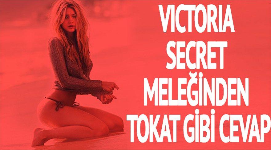 Ünlü model Gigi Hadid'den ırkçı paylaşıma tokat gibi cevap!
