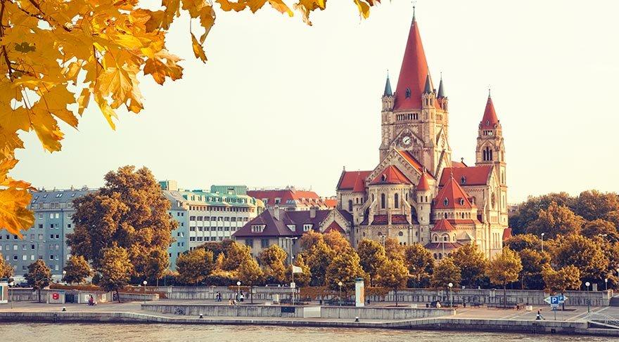 Tatlı ve kahve cenneti Viyana