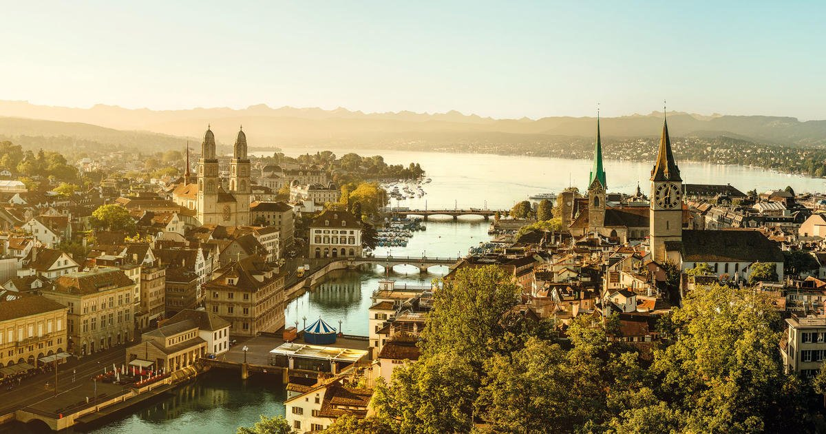 İsviçre'de yer alan şehir yeşil alan düzenlemesi ile çevreci kent olarak biliniyor.