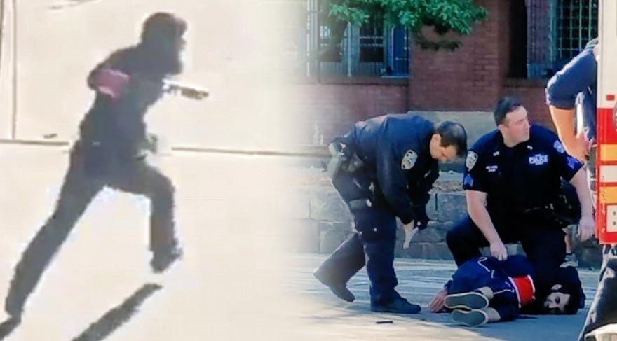 New York'u kana bulayan terörist böyle yakalandı