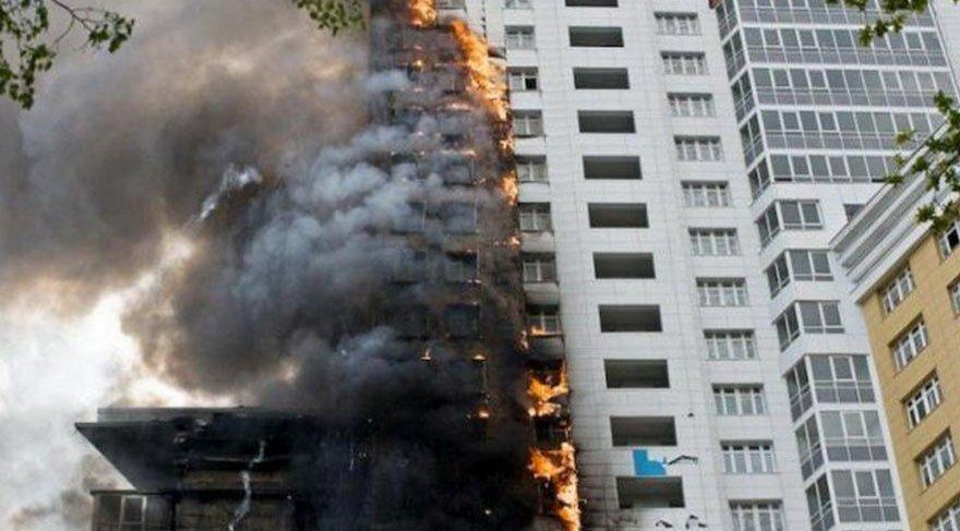 'Türkiye'deki binaların yüzde 95'i deprem sonrası yangınlara karşı güvenli değil'