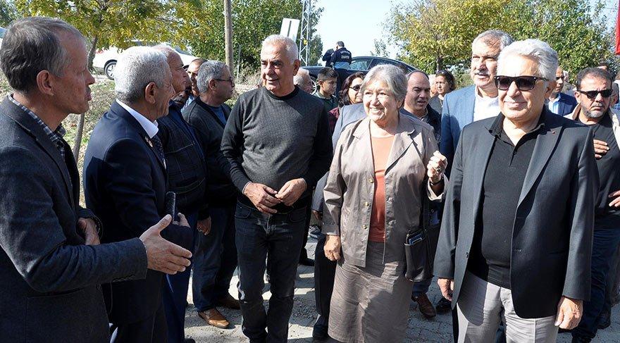 Yaşar Kemal, doğduğu köyde anıldı