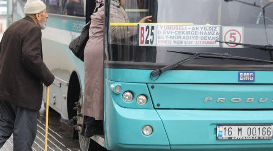 """Bilim insanlarından Yaşlıları kızdıracak uyarı! """"Toplu taşımada yaşlılara yer vermeyin!"""""""