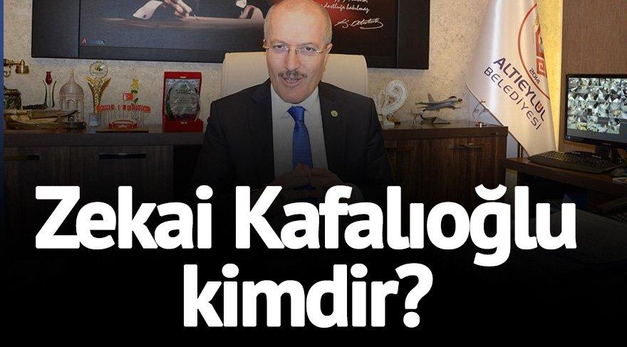 Zekai Kafaoğlu kimdir? Zekai Kafaoğlu nereli ve kaç yaşında?