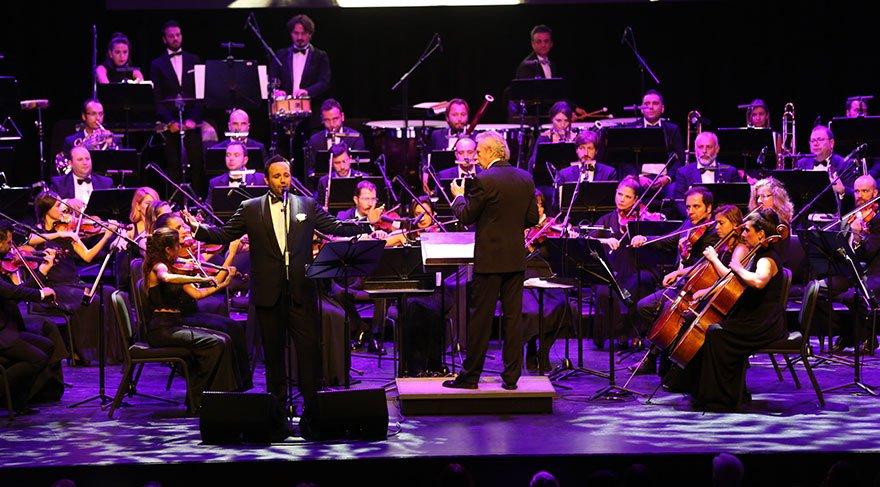 Limak Filarmoni Orkestrası'ndan Zeki Müren turnesi