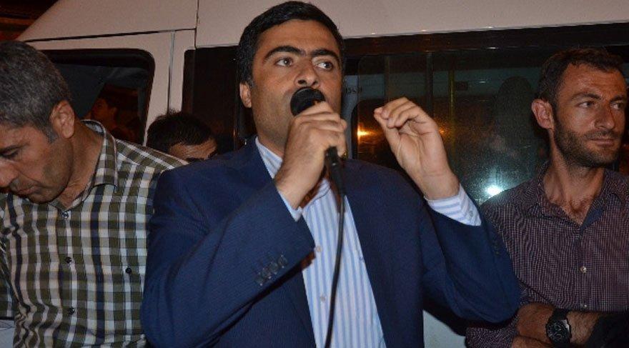 HDP'li Abdullah Zeydan'a verilen hapis cezası bozuldu