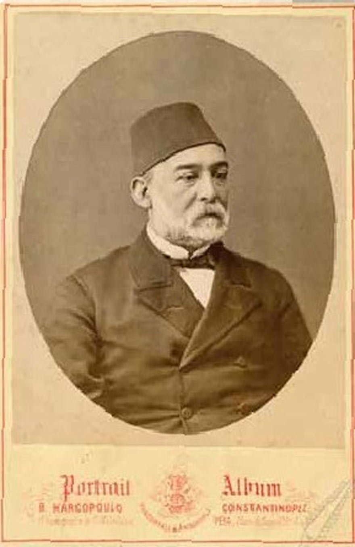 Banker Yorgo Zarifi