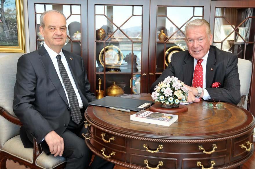 İlker Başbuğ, Erdoğan'ın Lozan Antlaşması'yla ilgili sözlerini Uğur Dündar'a değerlendirdi.