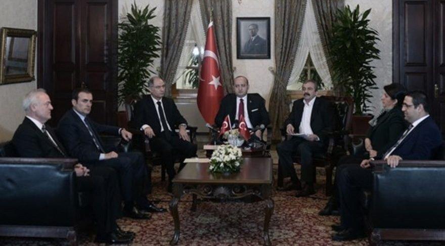 """Erdoğan'ın eski danışmanı """"Dolmabahçe Mutabakatı"""" ile ilgili ilk kez  konuştu - Son dakika haberleri"""