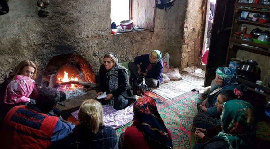 Trabzon'un Tonya ilçesinde PKK'ya ait sığınak bulundu