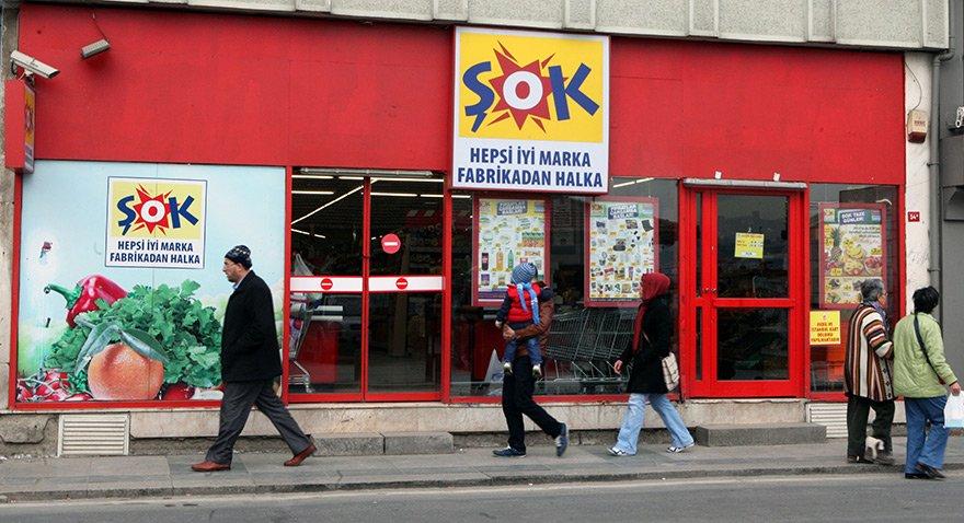 Şok Marketler Londra'da halka açılıyor