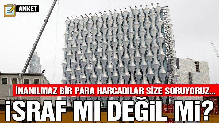 Dünyanın en pahalı elçilik binası