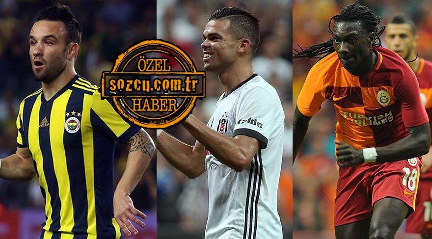Futbolcuların vergi cenneti Türkiye