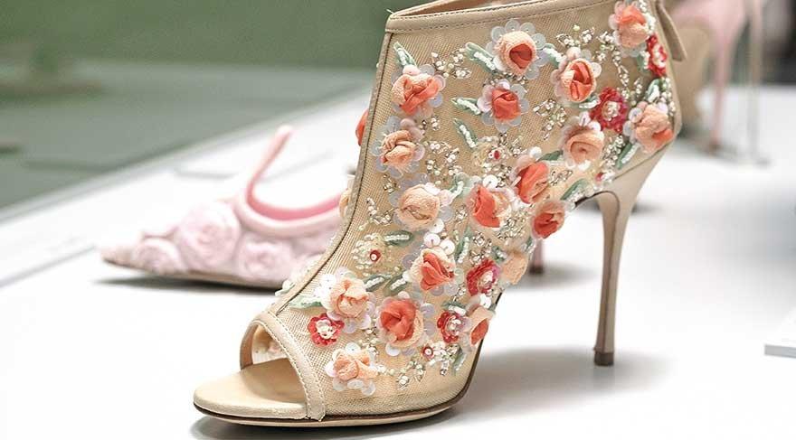 45 yıllık ayakkabı sanatı
