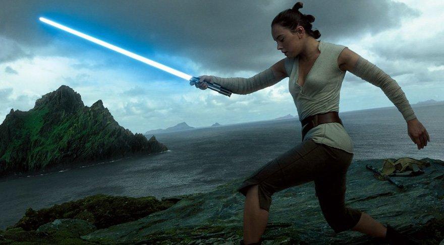 Star Wars'un hafta sonu hasılatı geldi