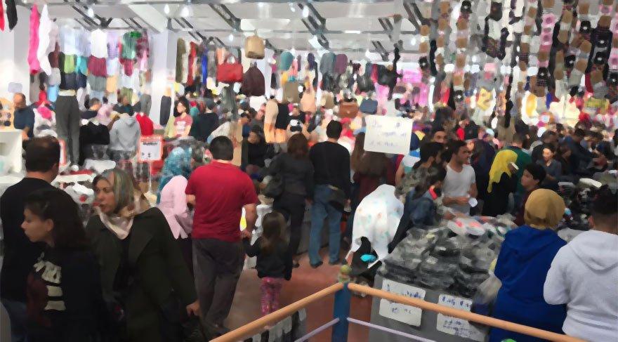 AKP'li başkan, tekstilci ailesinin cirosunu düşüren sosyete pazarını mühürledi